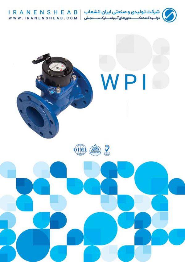 کنتورهای آب WPI